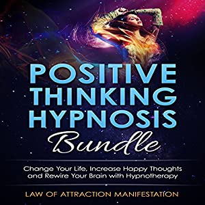 Positive Thinking Hypnosis Bundle Speech