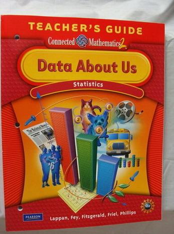 Read Online Data About Us: Statistics, Grade 6 Teacher's Guide (Connected Mathematics 2) PDF ePub fb2 book
