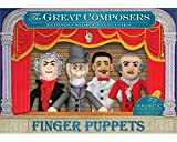 : Finger Puppet Box Set - Great Composers