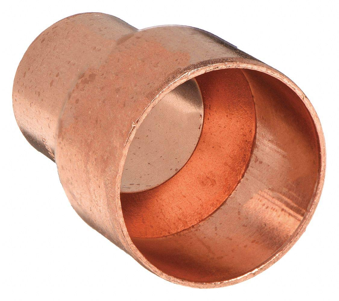 3 x 2 In Wrot Copper FTG x C Reducer