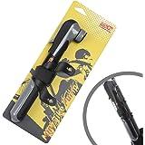 Arltb 自転車ミニポンプ 自転車 空気入れ ミニ携帯ポンプ ミニポンプ 高圧力