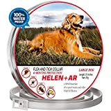 HELEN+AR Collar for Dogs, one Size fits All, Waterproof
