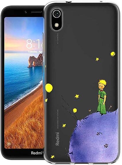 Yoedge Funda Xiaomi Redmi 7A Ultra Slim Cárcasa Silicona ...