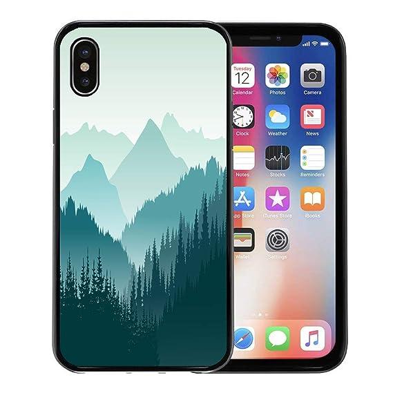 7402af53b Amazon.com  Semtomn Phone Case for Apple iPhone Xs case