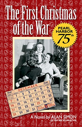 The First Christmas of the War (An American Family's Wartime Saga Book 1) (Free Kindle Ebooks War)