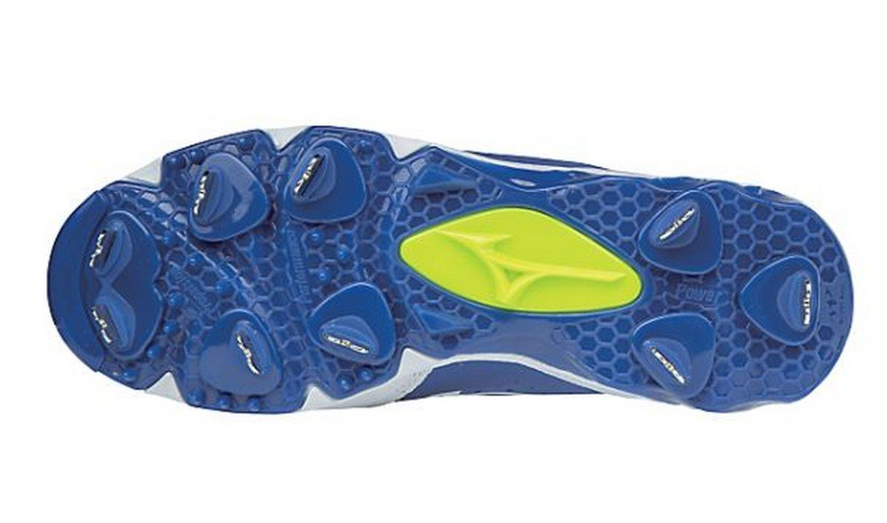 Mizuno Women's Swift 5 Fastpitch Cleat Softball Shoe B071ZRMM4T 7 B(M) US|Royal/White