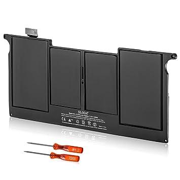 SLODA Nueva batería del ordenador portátil para Apple A1375 A1370 (2010 Version) MacBook Air