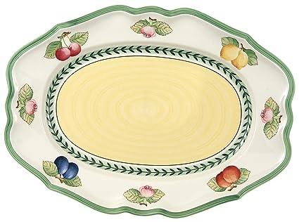 Villeroy U0026 Boch French Garden Fleurence 14 1/2 Inch Oval Platter