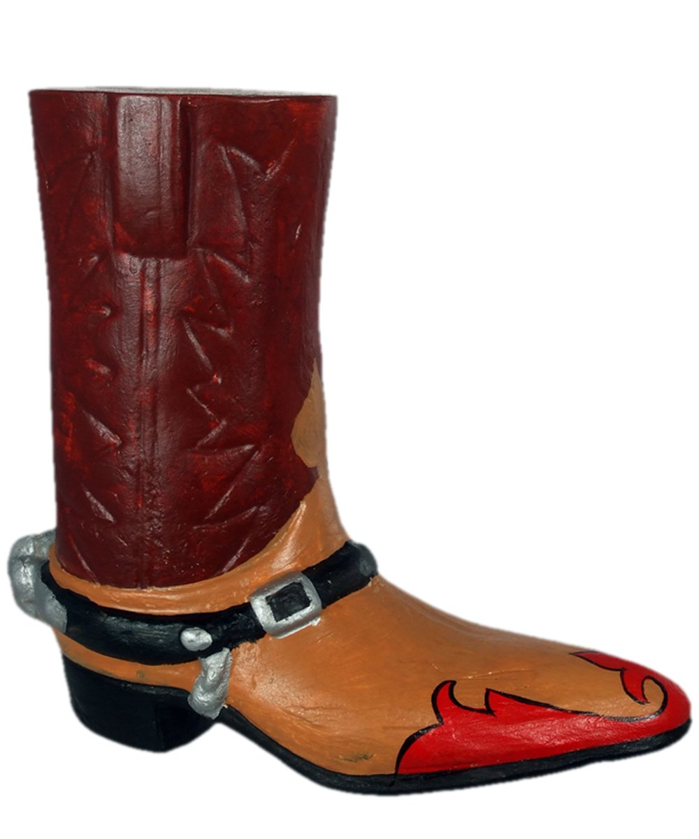 Vaillancourt Folk Art Cowboy Boot