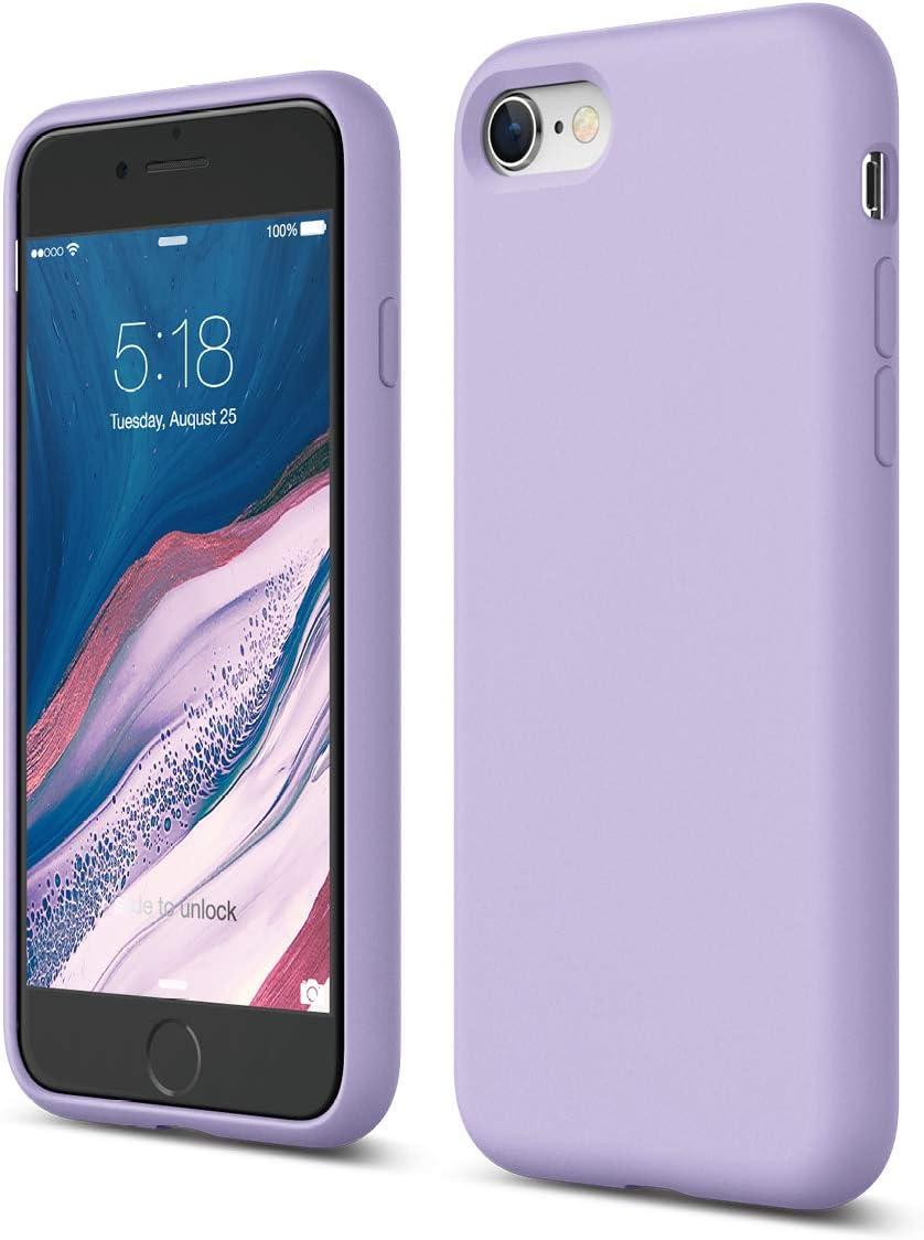 elago Silicone Case Designed for Apple iPhone SE 2020 Case/iPhone 8 Case/iPhone 7 Case Compatible with iPhone SE 2nd Generation, iPhone 8, iPhone 7 ...