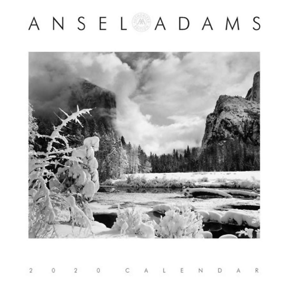 Ansel Adams 2020 Engagement Calendar by HACHETTE BOOK GROUP USA