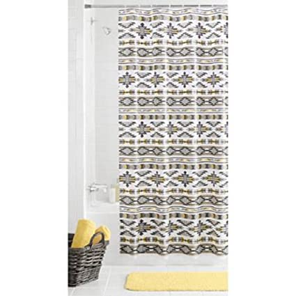 Mainstays Navajo PEVA Shower Curtain