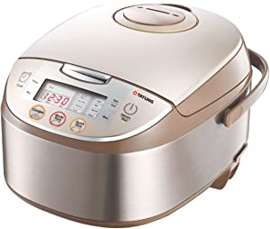Tatung TFC-5817 8 Cups MICOM Multi-Functional Rice Cooker by Tatung