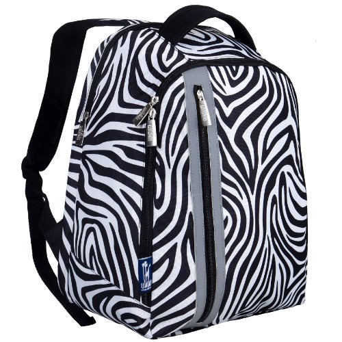 Price comparison product image Wildkin Zebra Echo Backpack