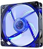 Nox Coolfan 120 - NXCFAN120LBL - Ventilador para Caja PC, 12 cm, LED Azul