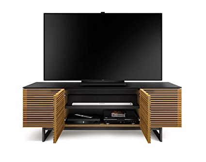 Amazon Com Bdi 8179 Wok Corridor Quad Tv Stand Media Cabinet