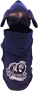 product image for NCAA Old Dominion Monarchs Collegiate Cotton Lycra Hooded Dog Shirt