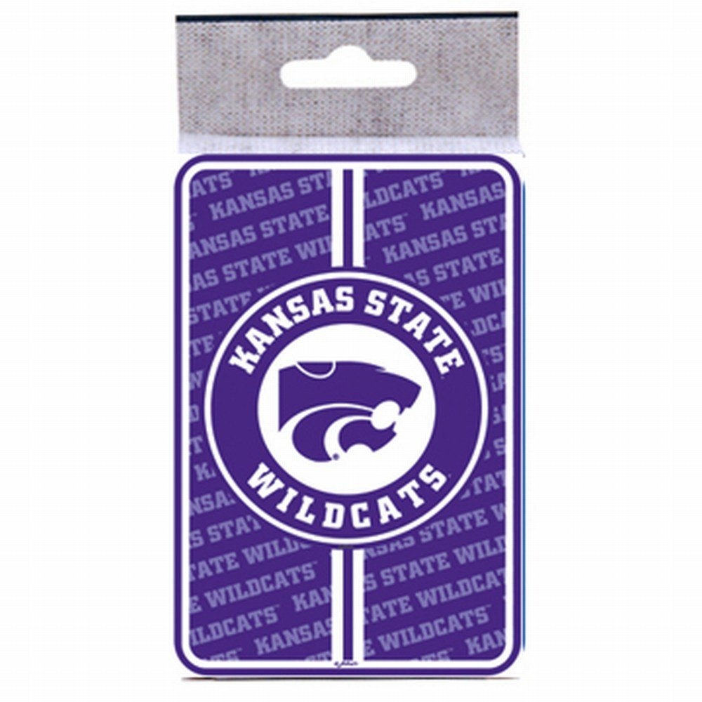 NCAA Kansas State Wildcats Bullseye Playing Cards
