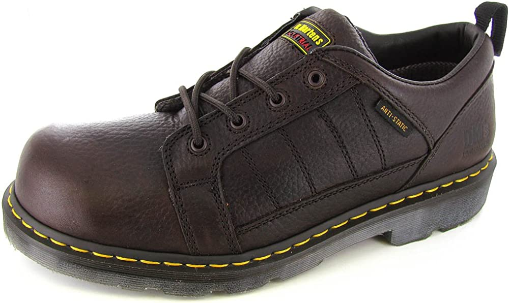 B001TA4UZG DR MARTENS Mens Defender Leather Static Dissipative Soft Toe Work Shoes, 13 M 61yrXkBJxaL.UL1000_