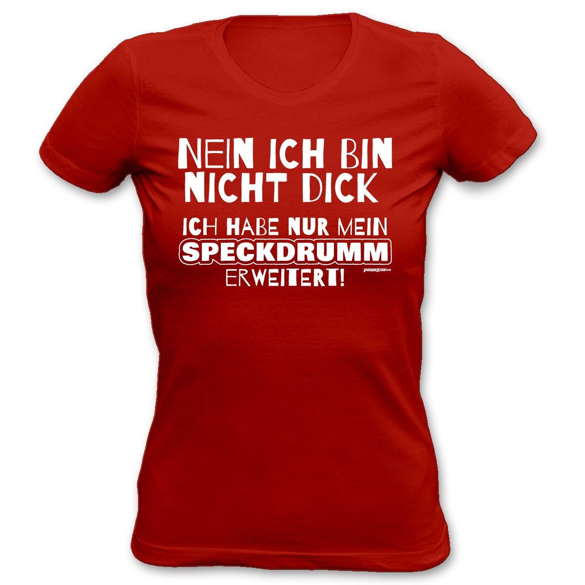 Damen Sprüche-Fun- T-Shirt Girlie-Shirt-Motiv coole-freche-witzige ...