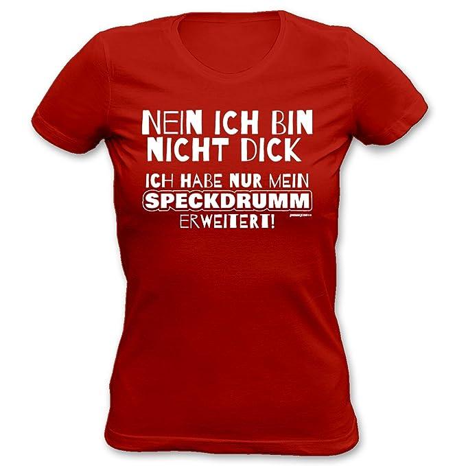 Damen Sprüche Fun T Shirt Girlie Shirt Motiv Coole Freche