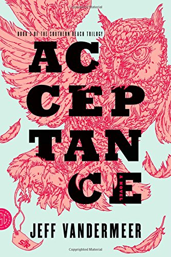 Acceptance Novel Southern Reach Trilogy product image