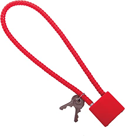 Red Gunmaster CL012014 15 Ca Doj Approved Cable Lock