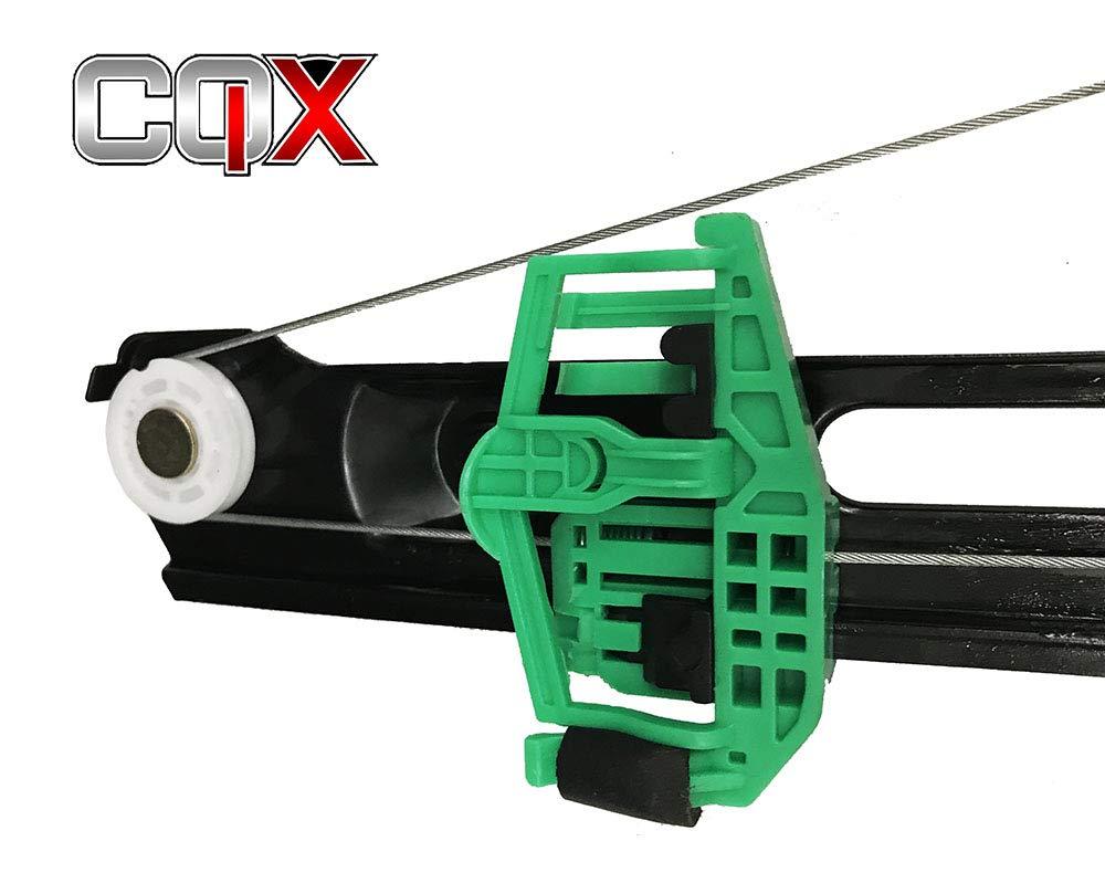 CQX Elektrischer Fensterheber f/ür hintere rechte T/ür