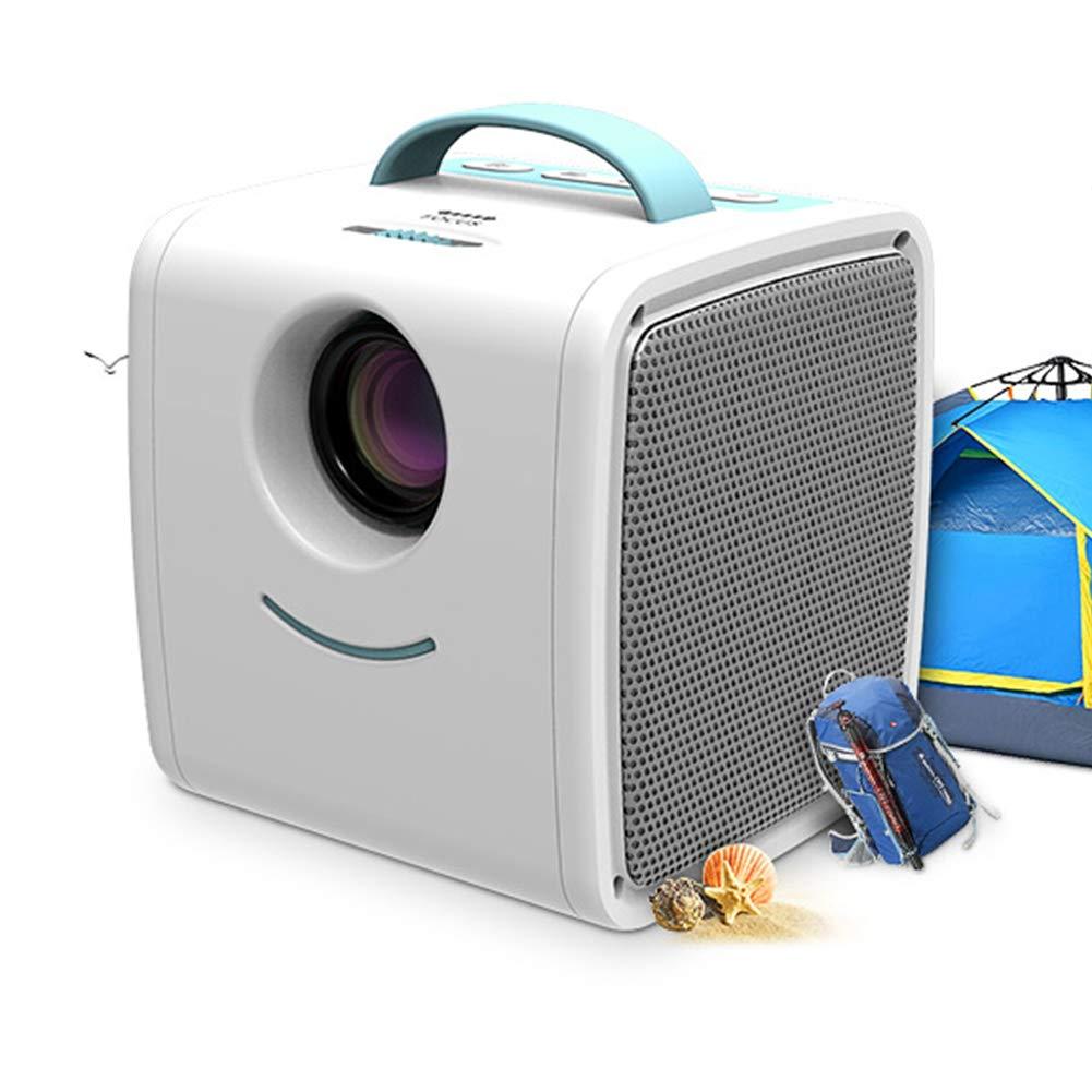 GMACCE Proyector, 1080p proyector de vídeo Compatible con 1080P ...