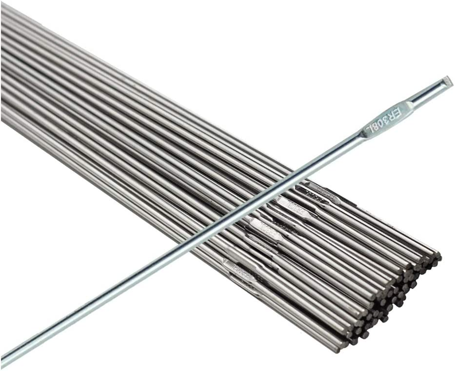 """E308L-16 X 1//16/"""" 14/"""" 1LB Tube Stainless Steel Arc Welding Electrode Rods"""