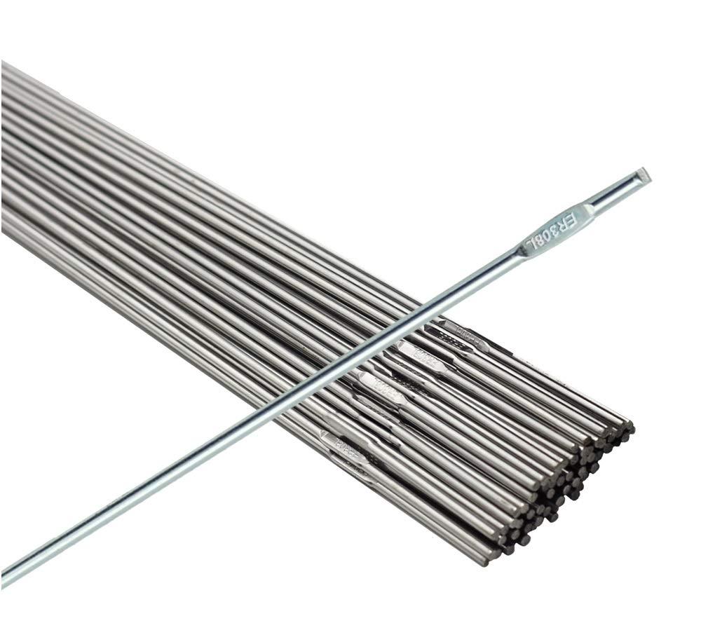 WeldingCity 5-Lb ER308L Stainless Steel TIG Welding Rods 308L 1/16''x36'' by WeldingCity