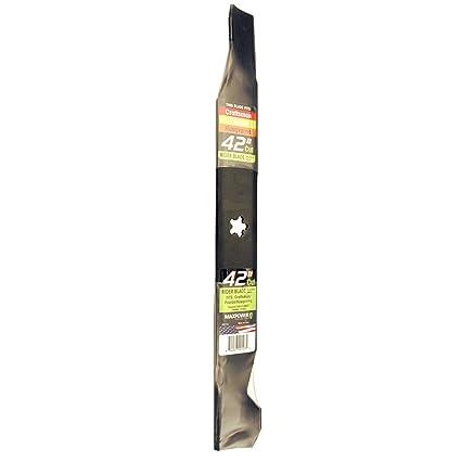 Amazon.com: Maxpower 331713s 42-inch Cortacésped Cuchilla ...