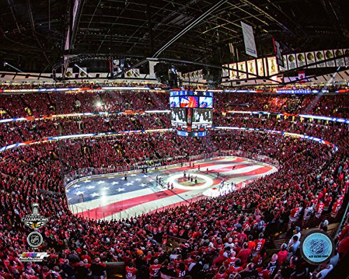 """United Center Game 6 of the 2015 Stanley Cup® Finals (Size: 8"""" x 10"""")"""