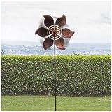 Genérico - Molino de viento para el jardín