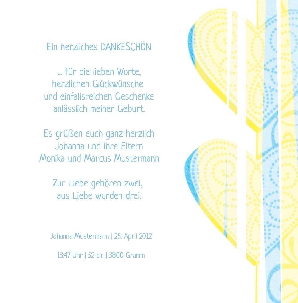 Kartenparadies Danksagung für Geburt Baby Baby Baby Dankeskarte hearts and stripes, hochwertige Danksagungskarte Baby inklusive Umschläge   100 Karten - (Format  145x145 mm) Farbe  Grasgruen B01N9XLZ3W | Deutschland  | Adoptieren  | Ich kann es nicht ab 77446a