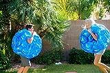 "Inflatable Bubble Buddy Bumper Balls - Bbop Wearable Bumper Body Balls 36"" - Giga Sumo Zorb Suits (Set of 2)"