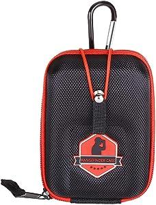 BOBLOV Golf Rangefinder Case EVA Hard Cover Compatible with Bushnell Tectectec Nikon Callway Rangefinders (Rangefinder Case Only)