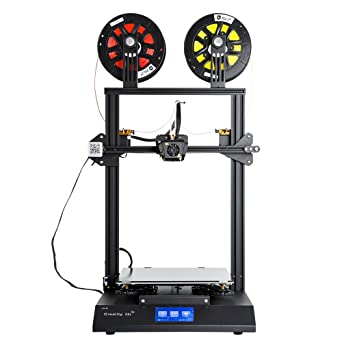Comgrow Creality 3D CR-X Dual Extruder 3D Printer with 4.3 Inch ...