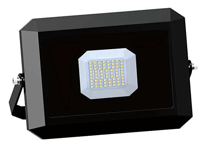 BST LED 50 W Proyector LED ultrafina 550 G Lumiere Blanco Frío ...