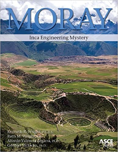 Book Moray: Inca Engineering Mystery