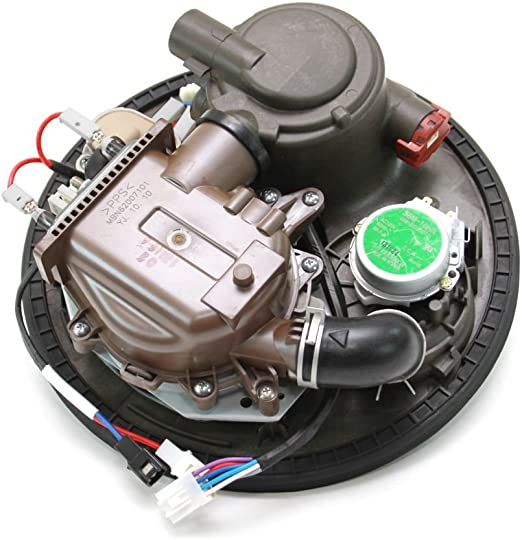 Lg AJH72949002 - Conjunto de motor y sumidero para lavaplatos: Amazon.es: Bricolaje y herramientas