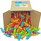 Tootsie Roll Fruit Chews Assorted Flavors in 6x6x6 Box Bulk Candy 4.5 LBS - 72 OZ