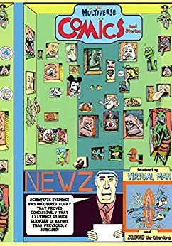 Multiverse Comics & Stories by [Spencer, Scott H]