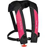 1 - Onyx A/M-24 Automatic/Manual Inflatable PFD Life Jacket - Pink