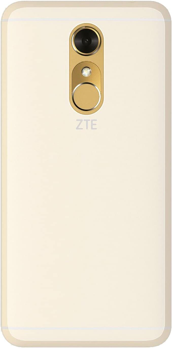 OVIphone Funda Gel TPU Para ZTE BLADE A910(Color Translucido ...
