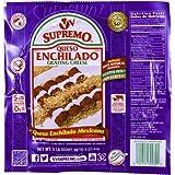 VV Supremo Queso Enchilado Grated Cheese, 5 Pound -- 4 per case.