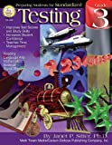 Preparing Students for Standardized Testing, Janet P. Sitter, 1580372651