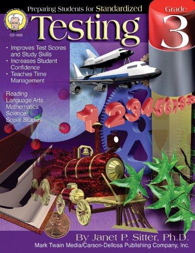 Download Preparing Students for Standardized Testing, Grade 3 pdf