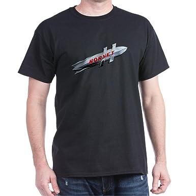df8399720 Amazon.com: CafePress - Hudson Hornet - 100% Cotton T-Shirt: Clothing