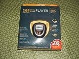 Memorex 2G MP3 Player with FM Radio